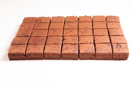 Suklaa-appelsiinikakkupala 35x52g, V, L #1