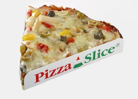 Italian vegepizza 30cm, 10x530g #1