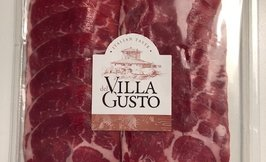 Villa del Gusto Coppa 100g ilmakuivattu kinkkuviipale