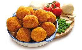 Arancini friteerattu riisipallo 50-60g / 4x1,5kg, V