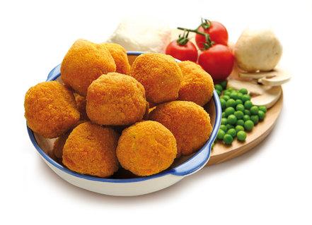 Arancini friteerattu riisipallo 50-60g / 4x1,5kg, V #1