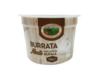 La Contadina Burrata di Buffala 8x125g