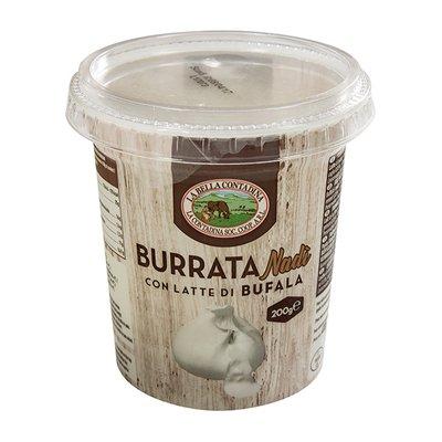LaContadina Burrata di buffala 6x200g