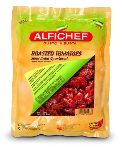 Puolikuivattu tomaatti 6x1700g #1