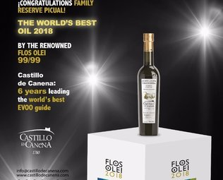 Extra virgin olive oil Picual 500ml