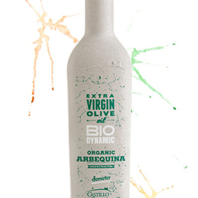 Extra virgin olive oil Arbequina 500ml, luomu