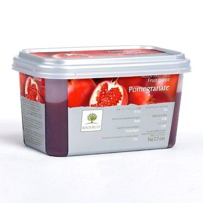 Multic Ravifruit 1kg granaattiomenapyree 90% pa