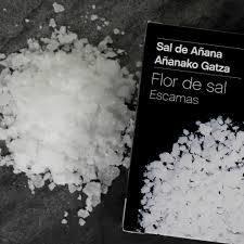 """Flor de Sel"" Sal de Anana 125g #1"