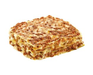 Jauhelihalasagne (Lasagne Emiliane) 2x2,5kg