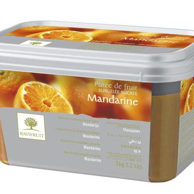 Multicatering Ravifruit appelsiinipyree 90% 1kg pikapastöroitu pakaste