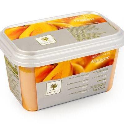 Multicatering Ravifruit Mangopyree 5x1kg pakaste