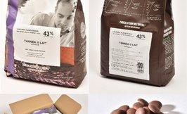 SAMANA tumma suklaa 62% - Dominican rep