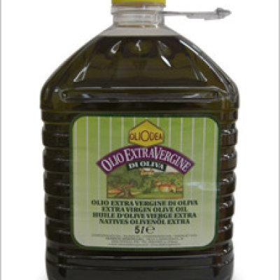 Extra virgin oliiviöljy 5000ml