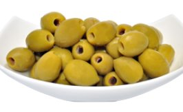 Vihreä kivetön oliivi 3kg