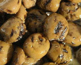 Grillattu kivetön oliivi 1000/800g, säilykepussi