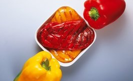 Grillattu paprika 1850/1480g, säilykepussi