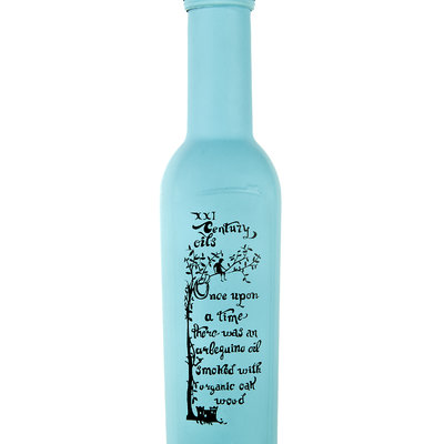 Olive oil oak cold smoked Arbequina 250ml
