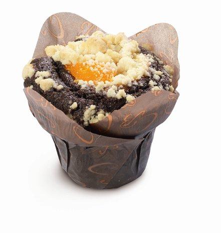 Suklaa-juustokakkumuffinssi 24x135g #1