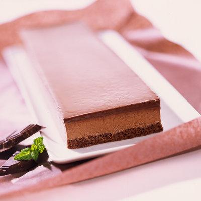 Multicatering Suklaafondant kakku 800g pakaste