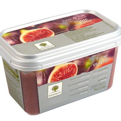 Multicatering Ravifruit viikunapyree 90% 1kg pastöroitu pakaste
