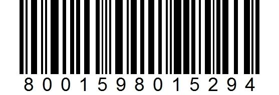Multic 1850/1480g Grillattu kesäkurpitsa öljyssä pss viivakoodi