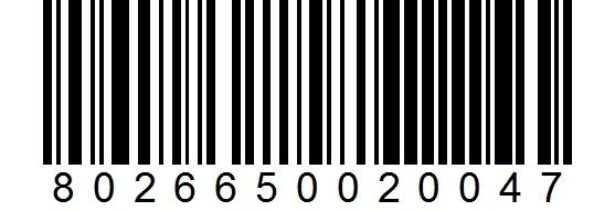Multic Artisokkapala 1/4 1700g viivakoodi