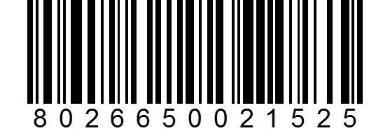 Alfi paprikapalasek 1000/800g grillattu viivakoodi