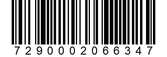 MC pitaleipä ovaali 100g viivakoodi