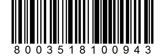 Grana Padano-lastu 1000g viivakoodi