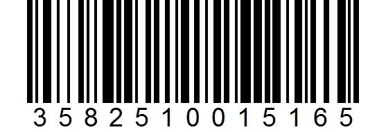 Multicatering Minimuffinssimix suklaa-sitruuna 126x19g pakaste viivakoodi