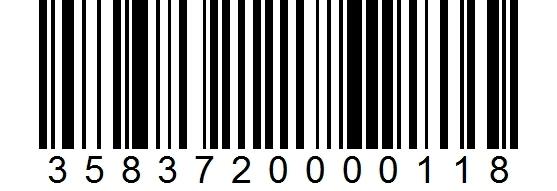 Multicatering Herkkutatti 2-4cm 5x1kg pakaste viivakoodi