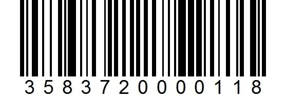 Multicatering Tatti (2-4cm) 5x1kg pakaste viivakoodi