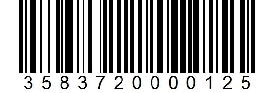 Multicatering Tattipala 5x1kg pakaste viivakoodi