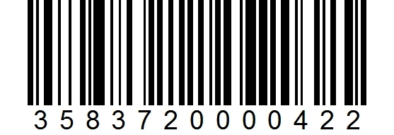 Tattipala 1000g viivakoodi