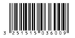 Multic Minisitruunapiiras 4x275g (16 palaa) pakaste viivakoodi