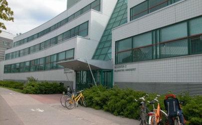 Näyttely Biotekniikan instituutissa