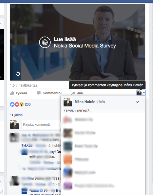 Mistä Löydän Yritykseni Facebook Sivun Tykkääjät?: Kuva #6