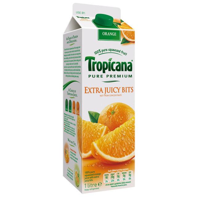 Hyödynnä Tropicanan 1 yllättävää markkinointikikkaa