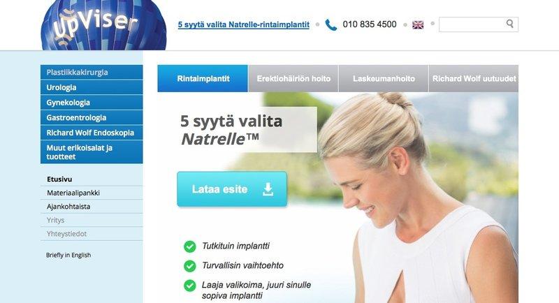 Mika Suominen UpViseriltä kertoo lyhyesti yhteistyöstä PrimeWebin kanssa: Kuva #2