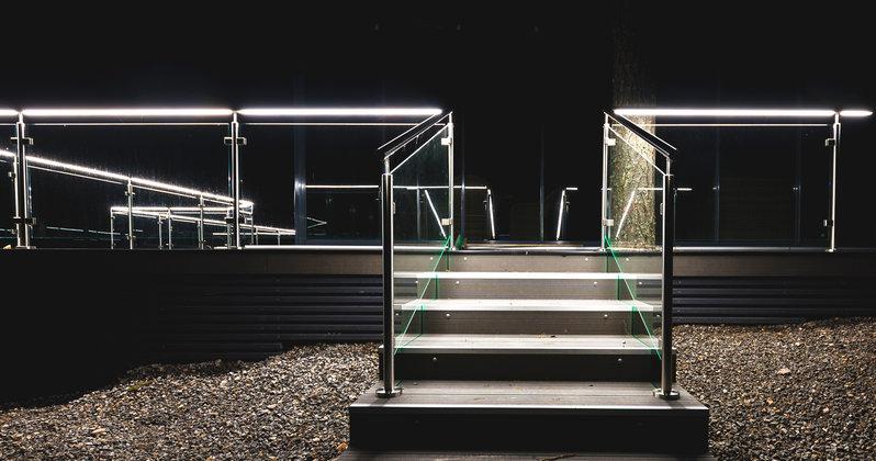 Led-It Handrail system