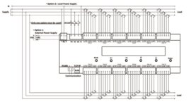 TNM300 Energy meter & Electrical powermeter: Kuva #2