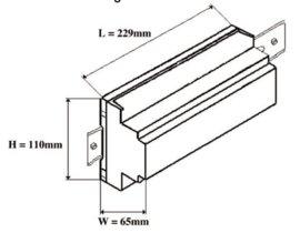 TNM300 Energy meter & Electrical powermeter: Kuva #3