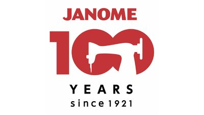 Janome 100 vuotta