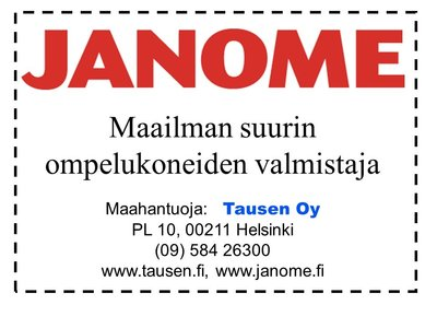 Janome facebook