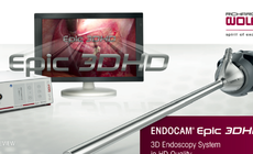 ENDOCAM®Epic 3DHD / 3D Endoskopia