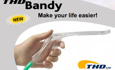 THD Bandy -Barron-ligeerausinstrumentti